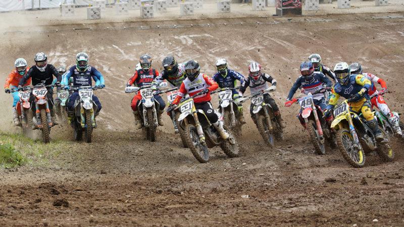 Motocross Wochenende 2019